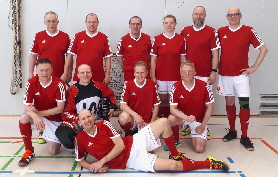 FLoorballteam Ü30