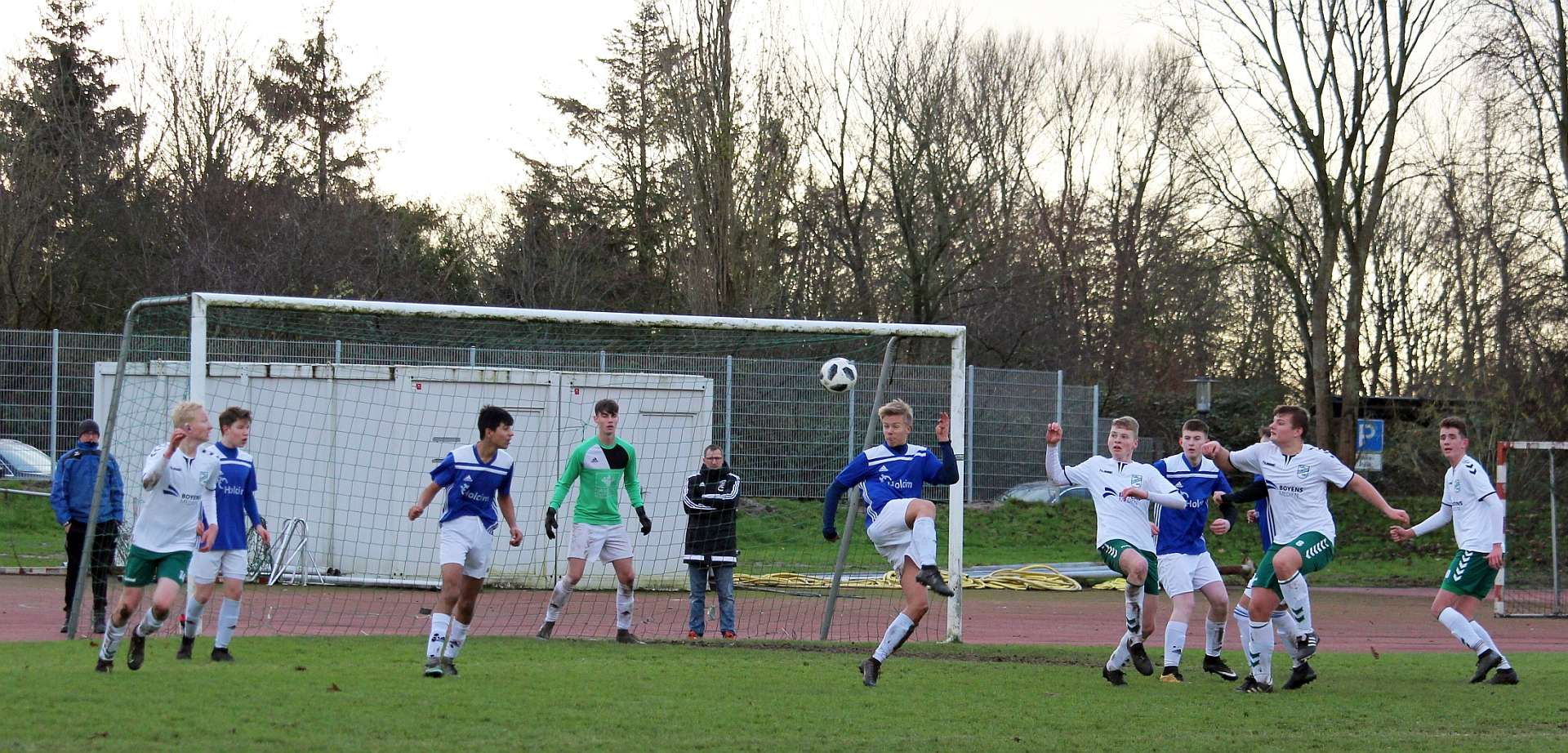 Fussball B Junioren Kreisliga Tura Ii Sg Breitenburg Ii 0
